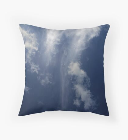 The Sweep. Throw Pillow