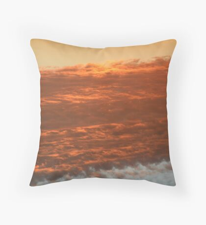 The On Earth As It Is In Heaven. Throw Pillow
