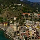 Vernazza by Ashley Ng