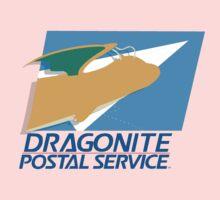The Dragonite Postal Service Kids Clothes