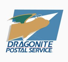 The Dragonite Postal Service Kids Clothes