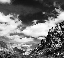 La Madre Skyscape by Benjamin Padgett