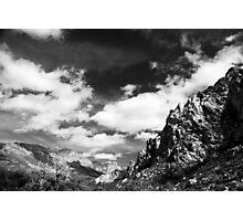 La Madre Skyscape Photographic Print