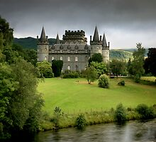 The Castle of  Clan Campbell by Celtic Mystery