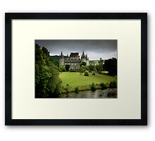 The Castle of  Clan Campbell Framed Print