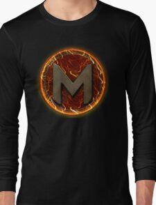 Magmasurge Logo   Apparel, Stickers, Pillows and more! Long Sleeve T-Shirt