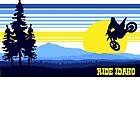 Ride Idaho by GrumpyDog