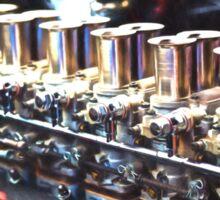 Carburetors  Sticker