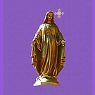 Mother Mary by DAdeSimone