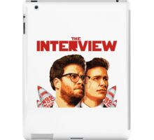 The Interview - Franco and Rogen iPad Case/Skin