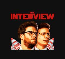 The Interview - Franco and Rogen Unisex T-Shirt