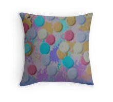 (SPAINISH GUITER-A)  ERIC WHITEMAN  ART  Throw Pillow