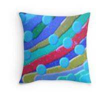 ( NORM & BILL ARE STILL CHIDERN -A ) ERIC WHITMAN  ART  Throw Pillow