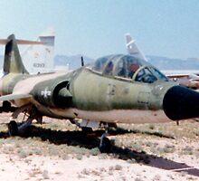 F-104 STARFIGHTER by SMOKEYDOGSOCKS
