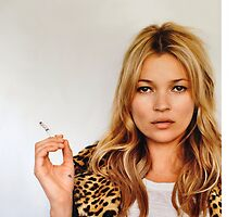 Kate Moss for Supreme Media Cases, Pillows, and More. by premebitch