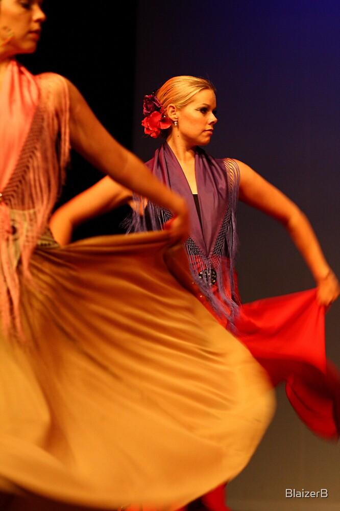 Dancers by BlaizerB