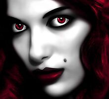 Red Girl by Specular