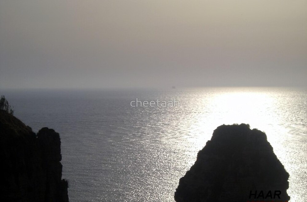 Pigeon's Rock, Rawshe by cheetaah