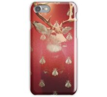 The Bees and the Buck iPhone Case/Skin