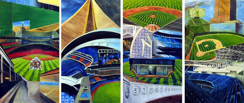 Stadium Series #1 by Christopher Ripley