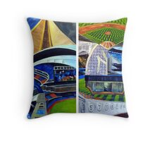 Stadium Series #1 Throw Pillow