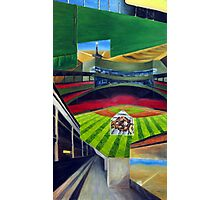 Fenway Park- The Green Monster Photographic Print