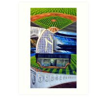 Yankee Stadium- Tradition Art Print