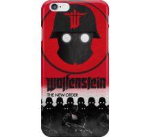 Wolfenstein: The New Order iPhone Case/Skin