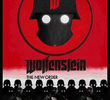 Wolfenstein: The New Order by Oss182