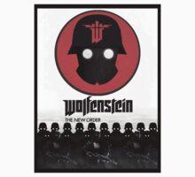 Wolfenstein: The New Order Baby Tee