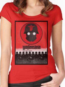 Wolfenstein: The New Order Women's Fitted Scoop T-Shirt