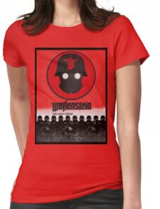 Wolfenstein: The New Order Womens Fitted T-Shirt