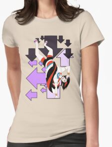 Seija Kijin and arrows Womens Fitted T-Shirt