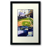 Tiger Stadium- Industry Framed Print