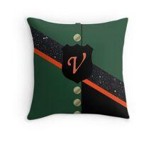 Santa Clara Vanguard Cadets 2014 Throw Pillow