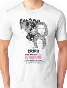 Pop Noir Las Vegas Unisex T-Shirt