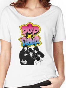 Pop Noir Wild Style Women's Relaxed Fit T-Shirt