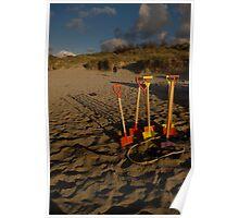 Sundown On Another Treasure Hunt Poster