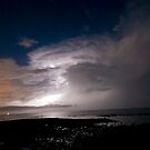 Cleveland Point - Storm Chase by Alan Gamble