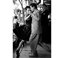 Caminito Tango Photographic Print