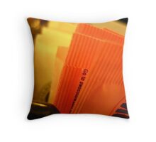 two sugars plaese Throw Pillow