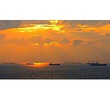 Sea of Marmara Photographic Print