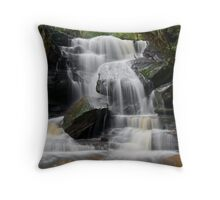 Lower Somersby Falls 8 Throw Pillow