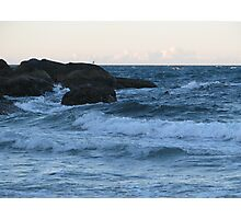 """Nor Easter"" Photographic Print"