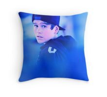 Power Storm Throw Pillow