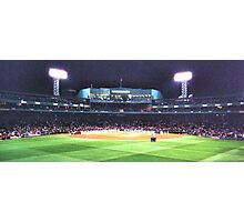 Red Sox VS. Yankees Photographic Print