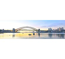 "Moods Of A City  Revisted-  ""The Colour Edition"" Sydney Harbour , Sydney Australia Photographic Print"