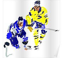Ice Hockey Poster