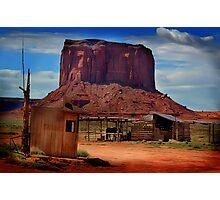 Monument Valley, Utah Photographic Print