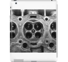 What lurks in your car?  II iPad Case/Skin